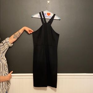 Black Cynthia Steffee cocktail dress 🖤
